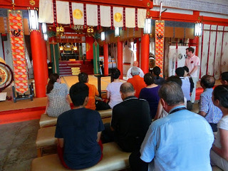 2013.08.02ASEANTA holds meeting in Wakayama at Shirahama Onsen.jpg